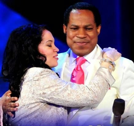pastor chris and his wife anita in happier times before divorce suit