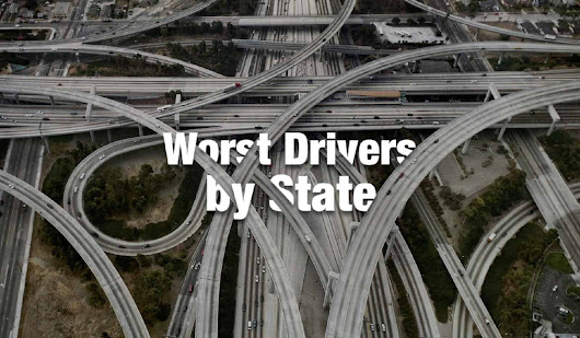Worst Drivers by State (Case Study)