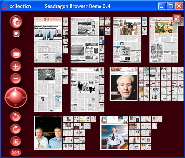 Seadragon Screenshot