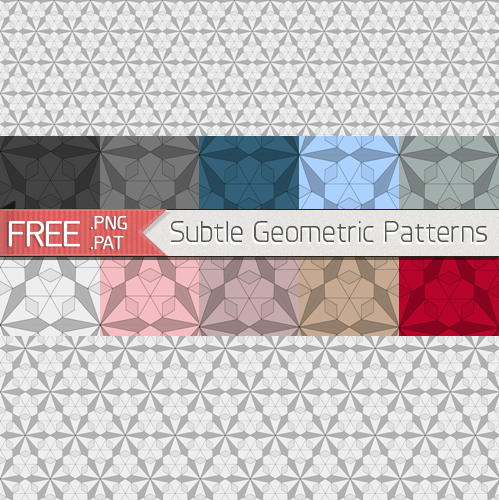 Geometric Patterns (PNG and PAT), Vector Graphic - Clipart.me