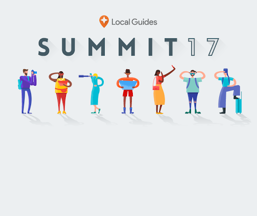 Announcing the Local Guides Summit 2017