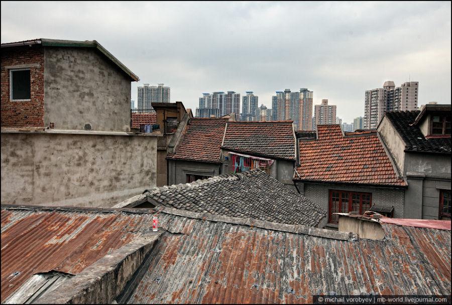 Favelas de Xangai 05