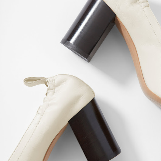The Day High Heel: Everlane's Solution for the Minimalist Excecutive