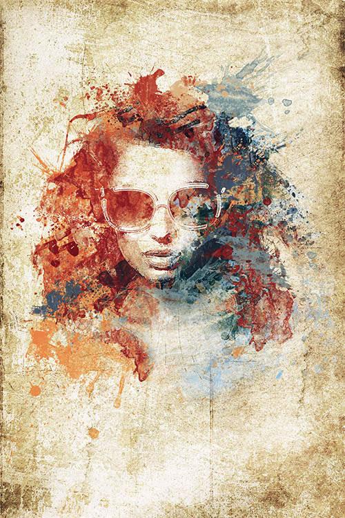 Peinture Photoshop Tuto