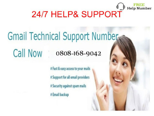 How to Get Best Gmail Technical Support Phone Number UK