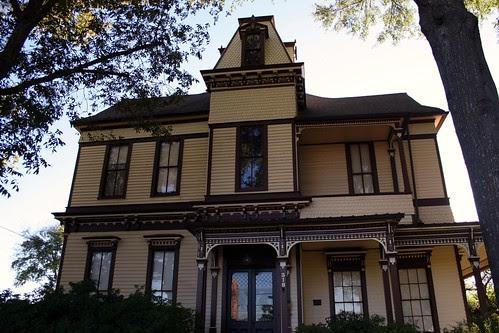 the john b. douglas house