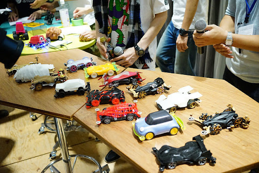 Japanese Maker Cafe revolutionises one of the country's favourite pastimes with 3D printing | Top 4 3D Printing