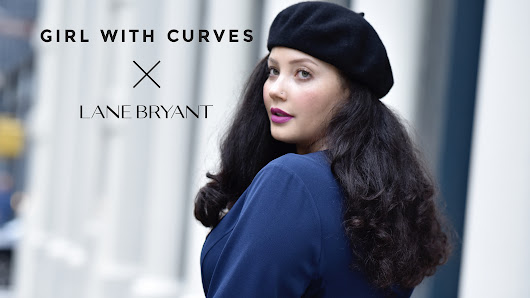 The 'Girl With Curves x Lane Bryant' Capsule Collection Launching In September – Estrella Fashion Report