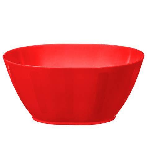 Kids Plastic Bowls 10pk   Picnic   B&M