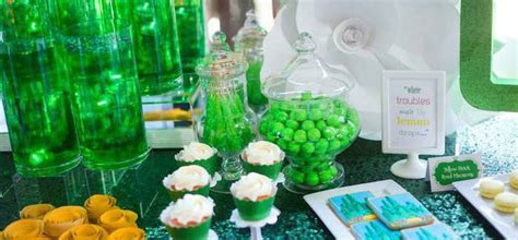 Kara's Party Ideas Emerald City   A Nod To Oz Themed