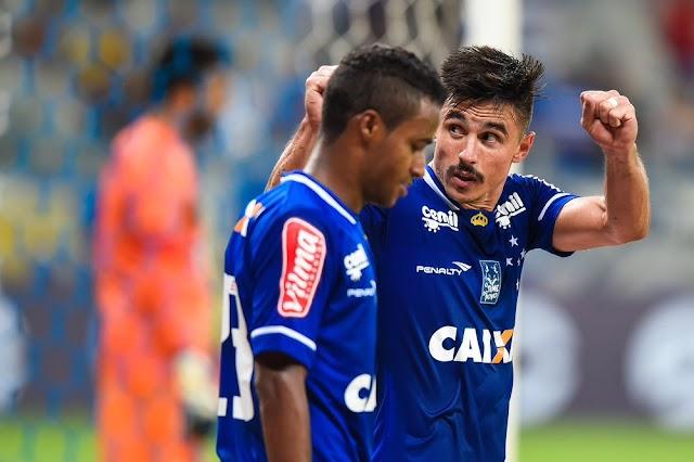 No sufoco, Cruzeiro vence e passa para a segunda fase da Copa do Brasil