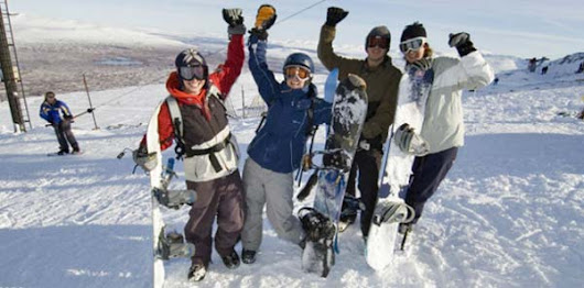Things to Consider on Your Snow Sports Holiday
