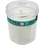 Mrs. Meyer's Clean Day Scented Soy Candle Basil 7.2 oz.
