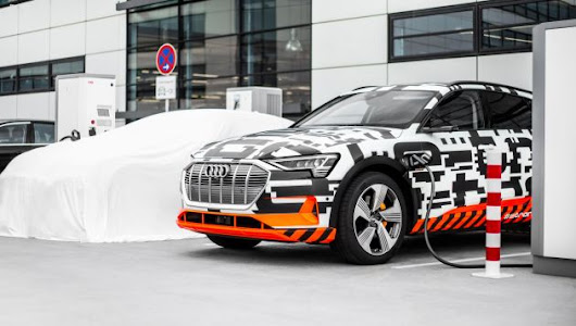 Audi announces etron Charging Service | Next Green Car