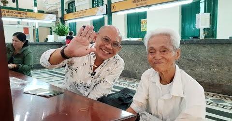 Đời Nghề #8 : Hành trình cuộc đời nguời viết thư thuê cuối cùng của Saigon