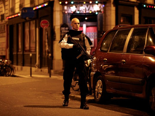 EPA FRANCE SHOOTING WAR ACTS OF TERROR FRA