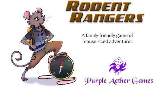 Rodent Rangers: Small heroes, big adventures!