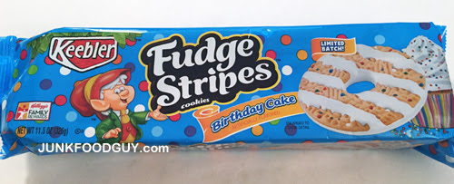 Review: Limited Batch Birthday Cake Keebler Fudge Stripes, The Nosh Show Episode 79: Diet Snickers, Recovering From Travel AKA I DON'T WANNA DO ANYTHING | Junk Food Guy: Your Daily Snack of Junk Food, Pop Culture, & Awkwardness