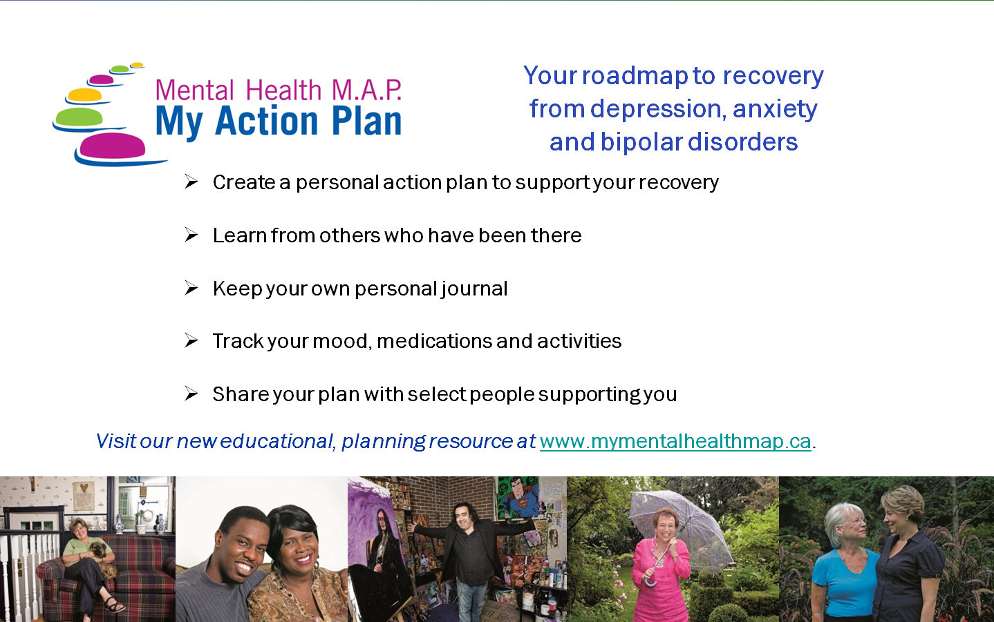 Introducing: Mental Health M.A.P. (My Action Plan) | Mood ...