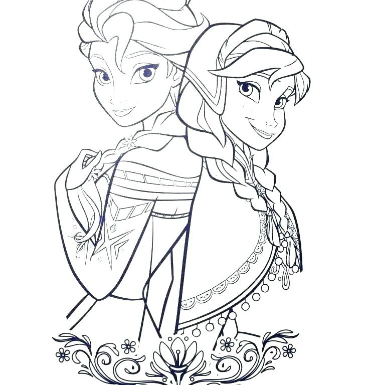 Ariel Coloring Pages Pdf at GetColorings.com   Free ...