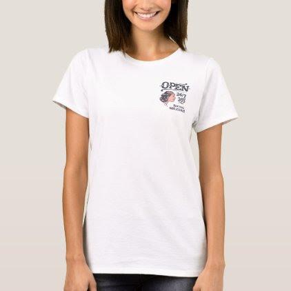 Open Mind -f T-Shirt
