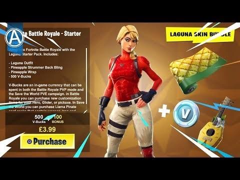 5 Dollar Starter Pack Fortnite Fortnite Free Epic Games