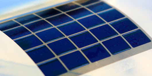 Solar cells with a dark side may be in your future