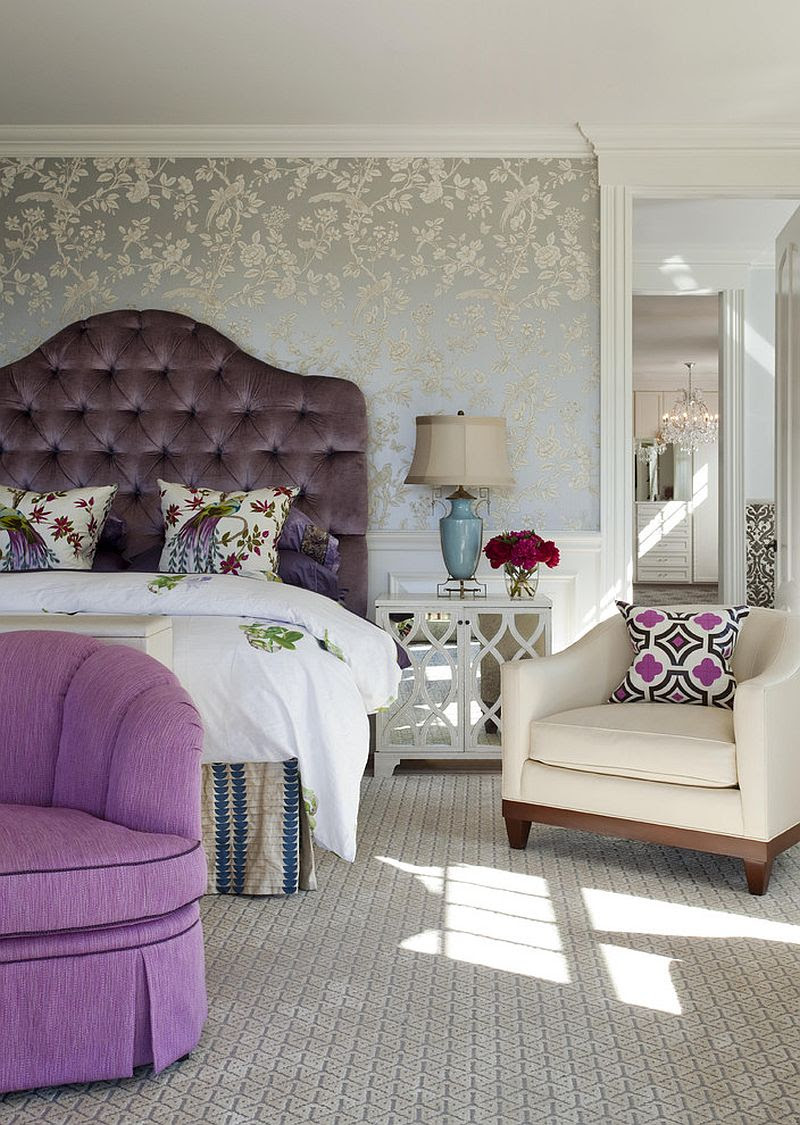 Amazing Wallpaper Designs Which Can Improve Any Bedroom ...