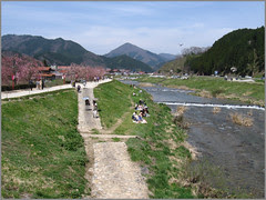 073 beautiful river Shinjo