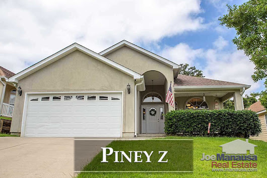 Piney Z Listings and Housing Report July 2018