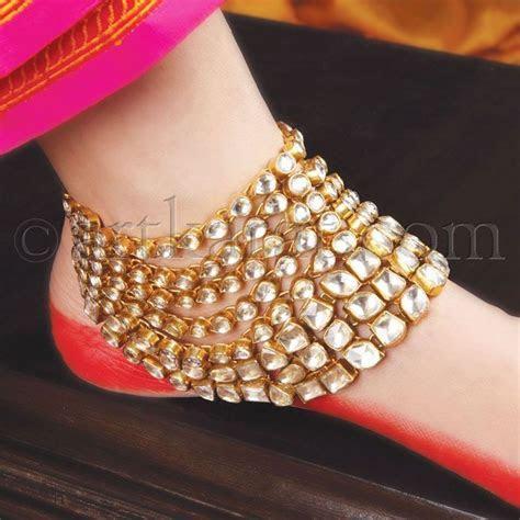 238 best payal / anklet images on Pinterest   Anklets
