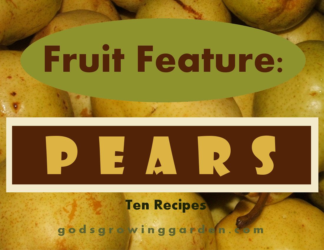 by Angie Ouellette-Tower for http://www.godsgrowinggarden.com/ photo FruitPear_zps5oepp4wh.jpg