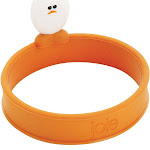 Joie Eggy Roundy Silicone Round Egg / Pancake Ring with Handle