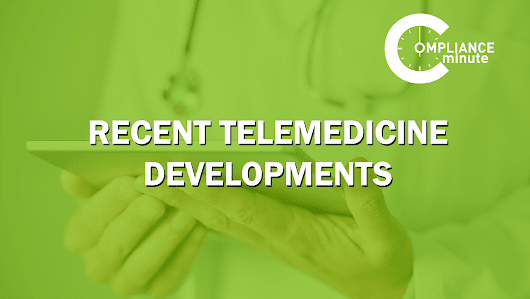 VIDEO: Recent Telemedicine Developments