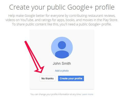 Google Ditches Mandatory Google+ Signups - InformationWeek