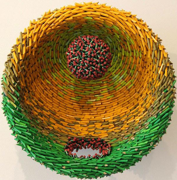 perierga.gr - Ξεχωριστά & πρωτότυπα έργα τέχνης με μολύβια!