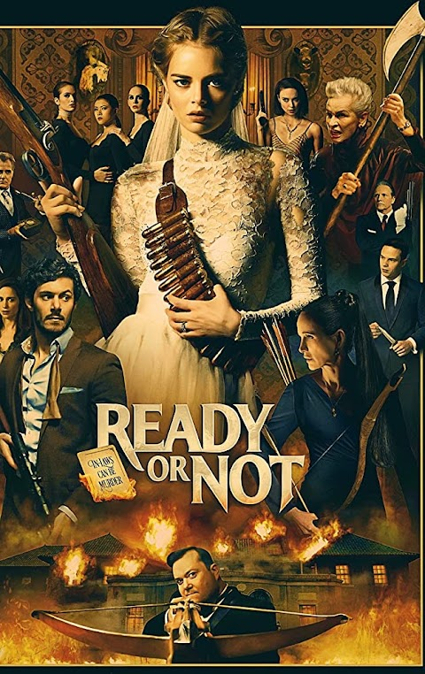 Ready or Not (2019) 480p 720p 1080p BluRay Dual Audio (Hindi+English) Full Movie
