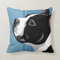 Boston Terrier Pillows