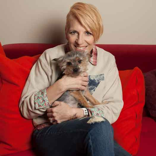 'Queen of Mean' Lisa Lampanelli discusses unamused lesbians, drag, and Trump  | Out In Jersey
