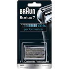 Braun Pulsonic Series 7 70S Foil & Cutter Replacement Head, Silver