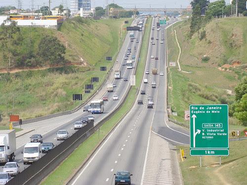 Rodovia Presidente Dutra-BR-116 Brazil