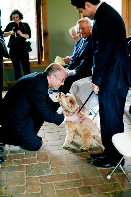 another post about dogs in weddings :-) :  wedding ANwedding 1481