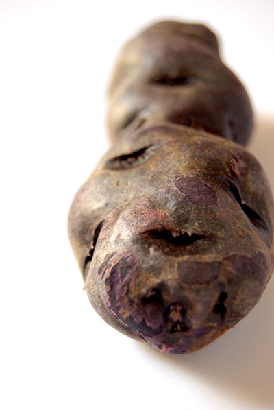 purple congo potato