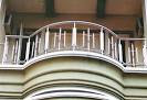Exterior. Inspiring Popular Wrought Iron Balcony Railings ...