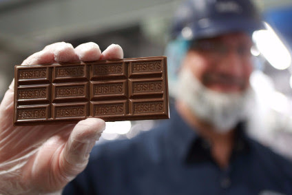 Hershey steps up work on calories