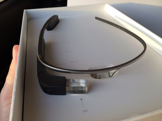 Google Glass: A Preview