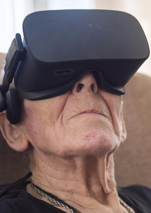 Why VR might be the next weapon in the war on dementia