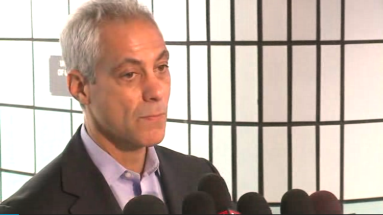 Mayor Emanuel on violence: 'I'm angry'