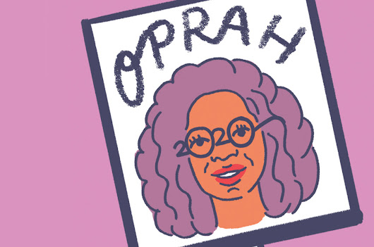 24 Lessons From Oprah On Building Your Personal Brand