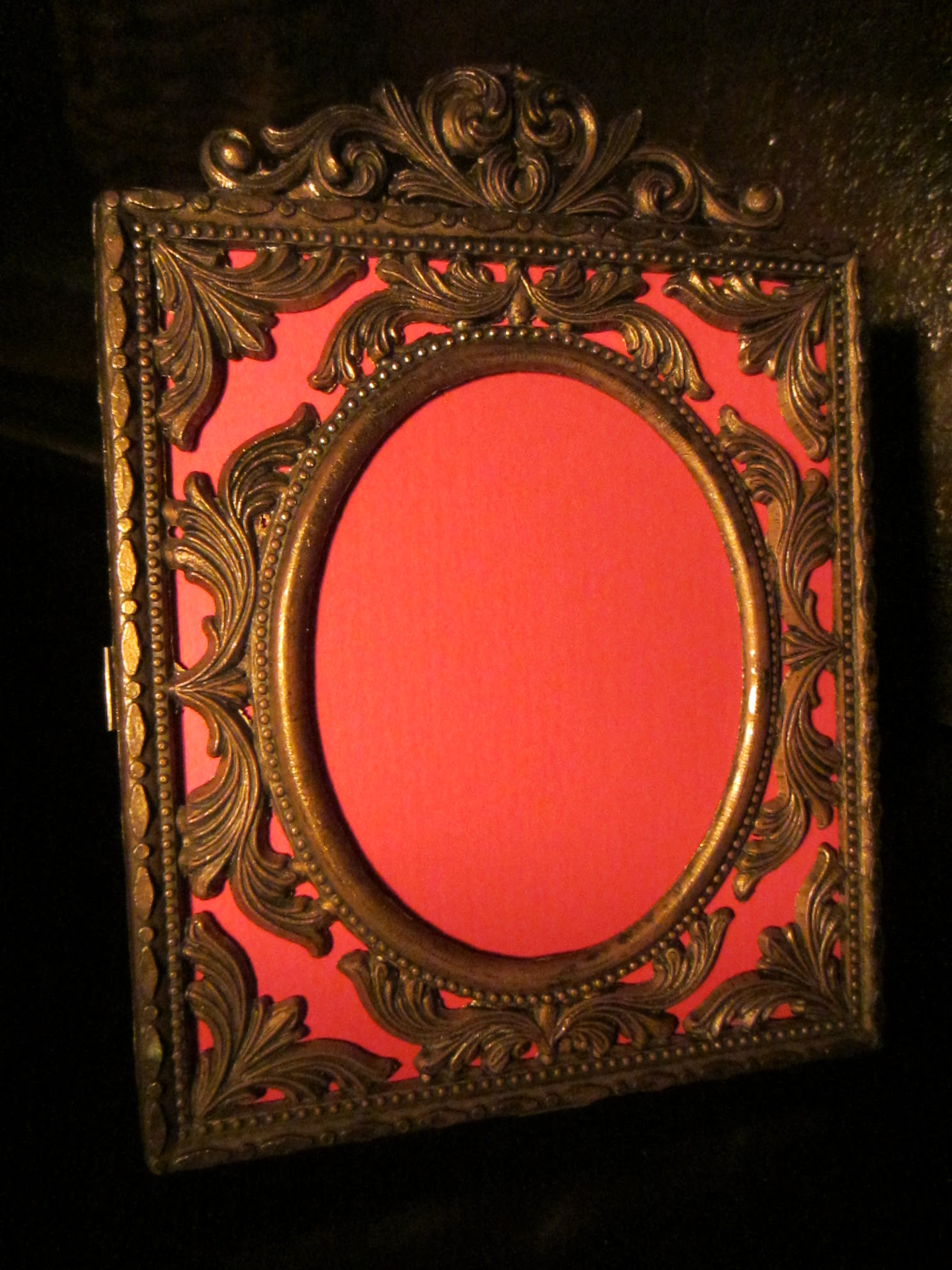 Italian Art Deco Brass Picture Frame For Sale Antiquescom